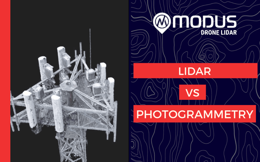 The LiDAR vs Photogrammetry Debate