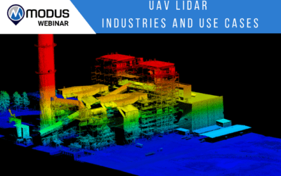 Drone LiDAR- Industries and Use Cases Webinar