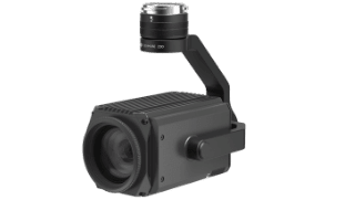 dji Zenmuse Z30 drone inspection camera