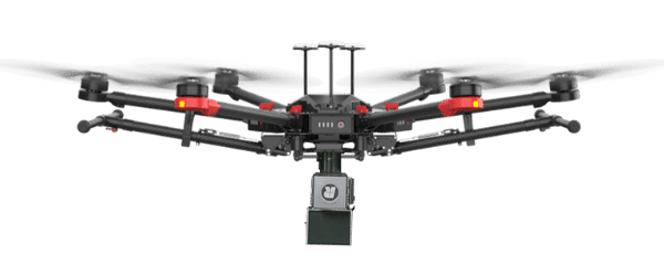 DJI M300 Advance drone mapping system