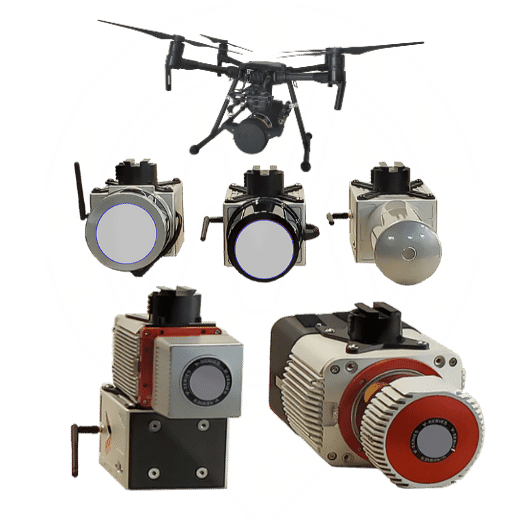 modus uav mapping and surveying lidar solutions